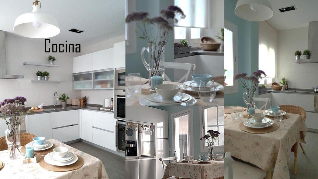 Reforma integral y diseño de cocina