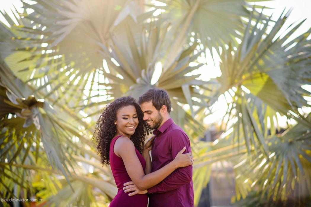 Claudia e Victor Fotografias