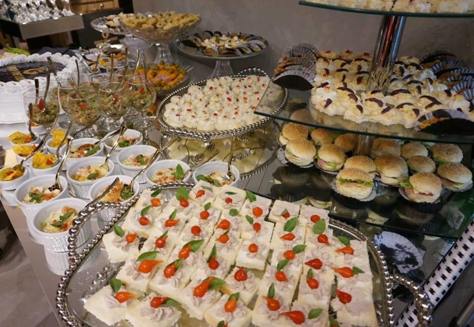 Buffet Terraço
