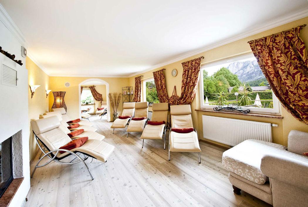Beispiel: Ruheraum, Foto: Hotel Eichingerbauer.