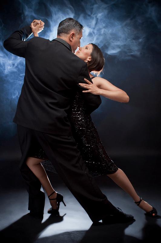Paulina y José Luis, Tango Argentino