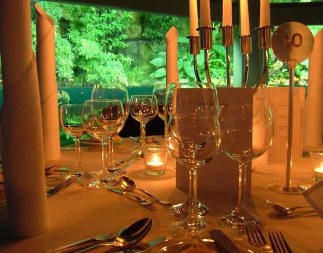 Beispiel: Feine Menüs für Ihre Hochzeitsfeier, Foto: First Catering.