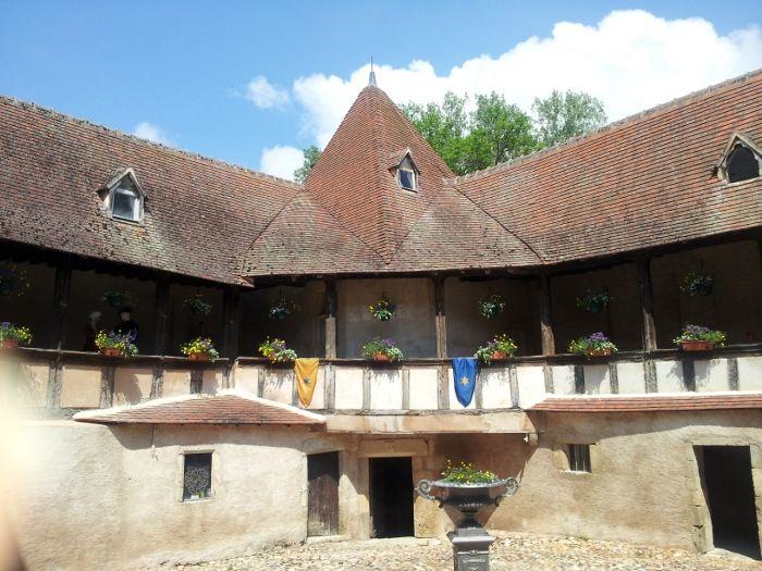 Château de la Mothe de Vicq