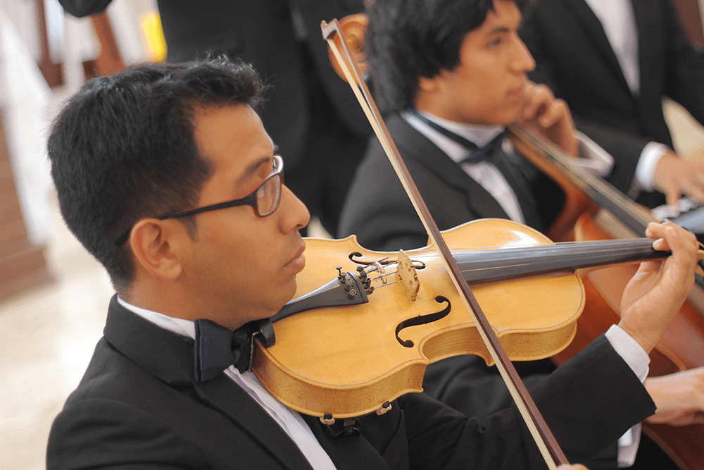 Violin y Cello