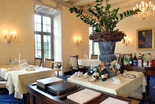 Beispiel: Restaurant, Foto: Schloss Böttstein.