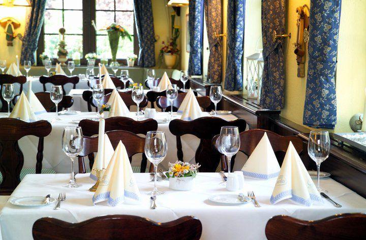 Beispiel: Restaurant, Foto: Landhaus Geliti.