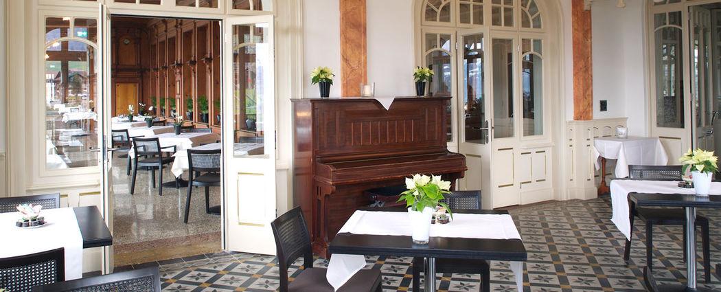 Beispiel: Gemütliches Ambiente, Foto: Jugendstil-Hotel Paxmontana.