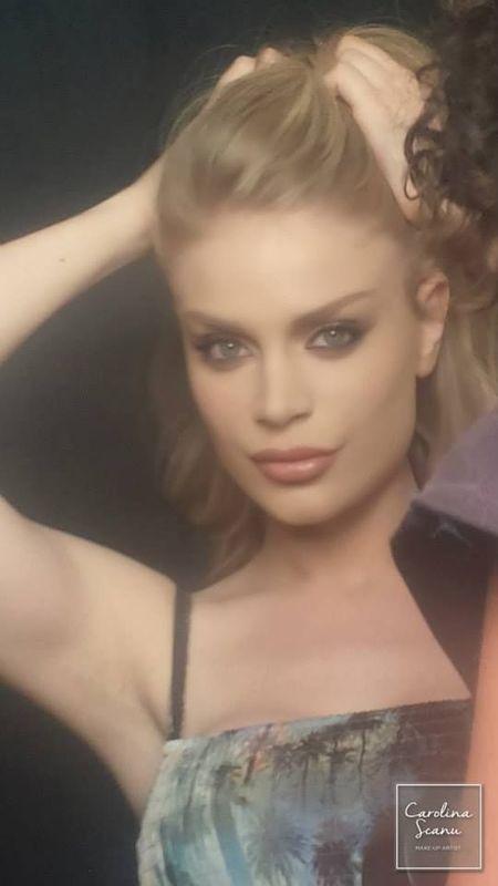 Carolina Scanu Make-Up Artist