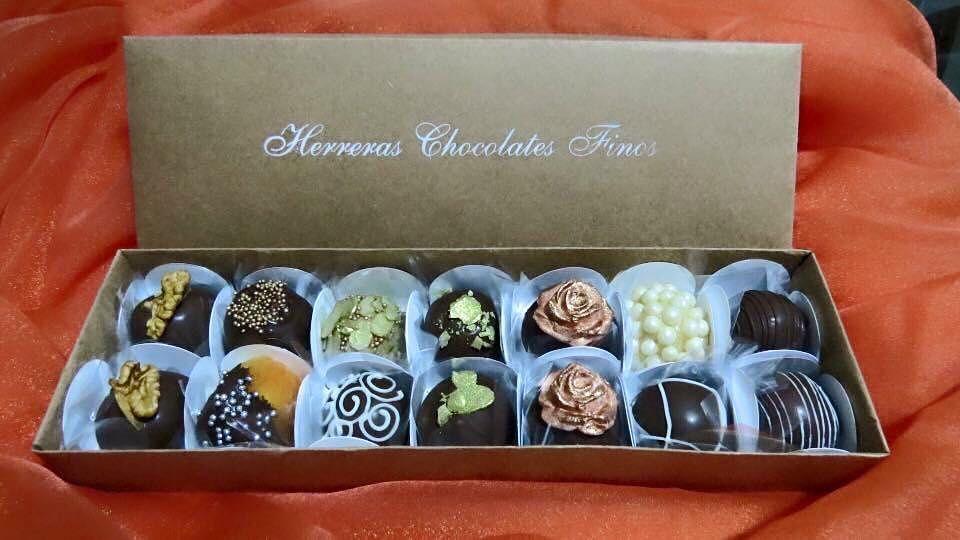 Herrera's Chocolates Fino