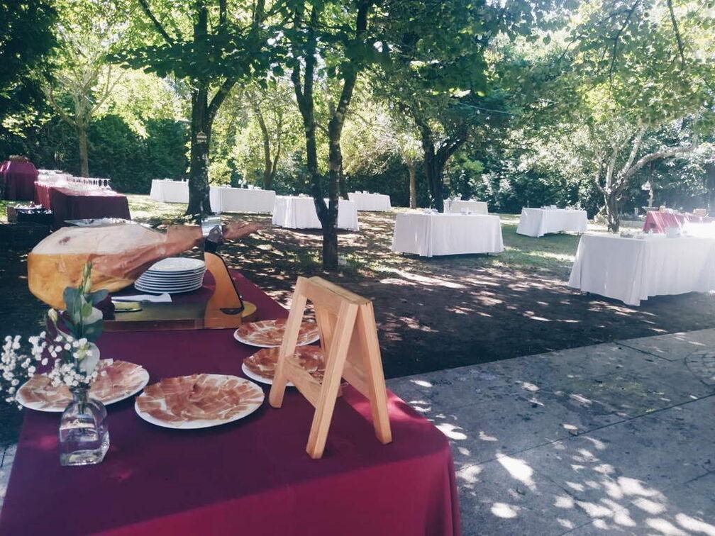 Catering Valenciaga