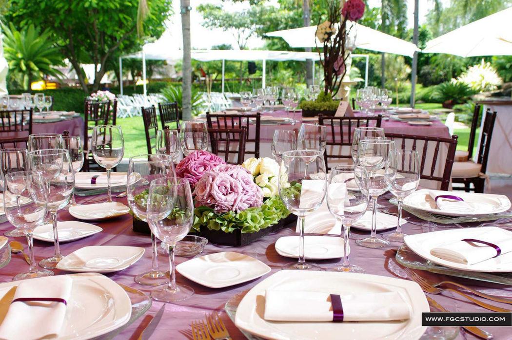 Dahn Wedding Planner - Cuernavaca