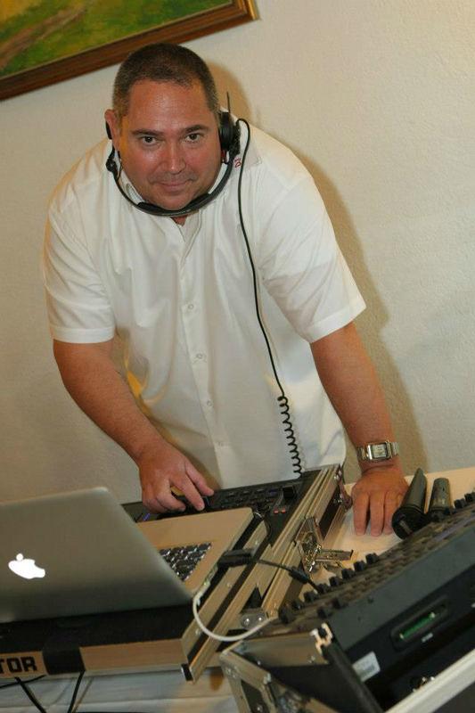 Beispiel: DJ Karsten, Foto: DJ Karsten.