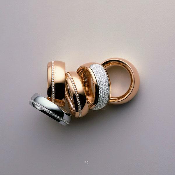 Beispiel: Große Auswahl, Foto: Mayrhofer - Der Linzer Juwelier.