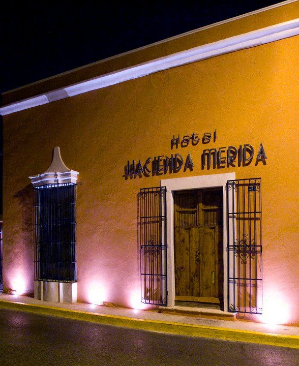 Hotel Hacienda Mérida
