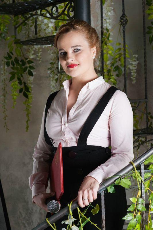 Мария Леонтьева