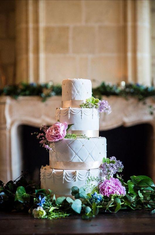 Fleurs pour le gâteau Emmanuelle Fabre