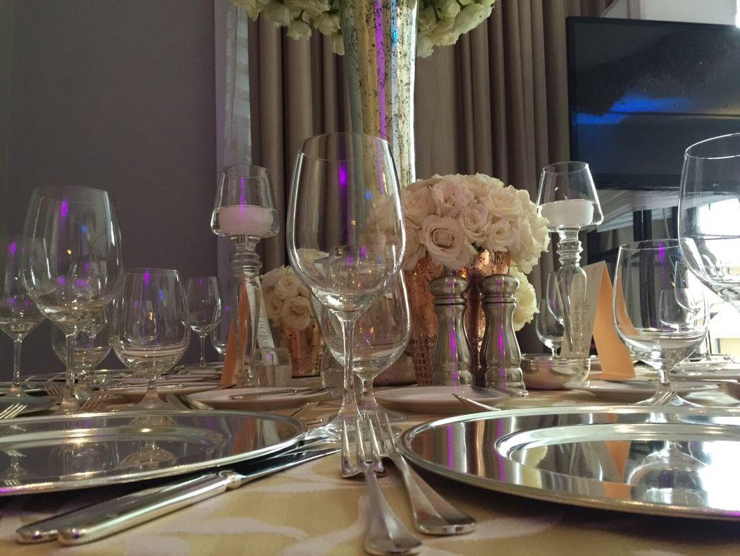Jessica&Brice Coordinación: Elsa Bohorquez Wedding & Event Planners Lugar: St. Regís Ciudad de México Foto: Matatena Films