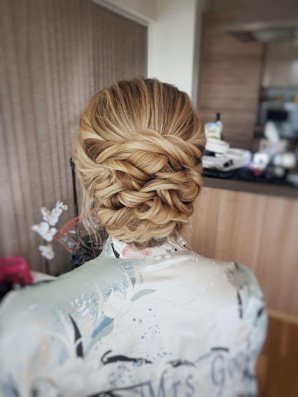 Wedding Hair & Makeup by Tamara