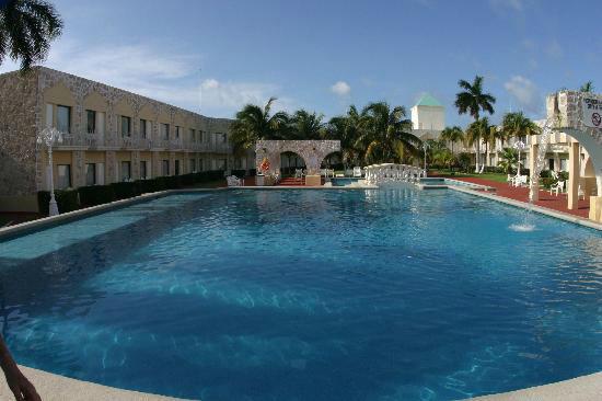 Hotel Holiday Inn Express - Cancún