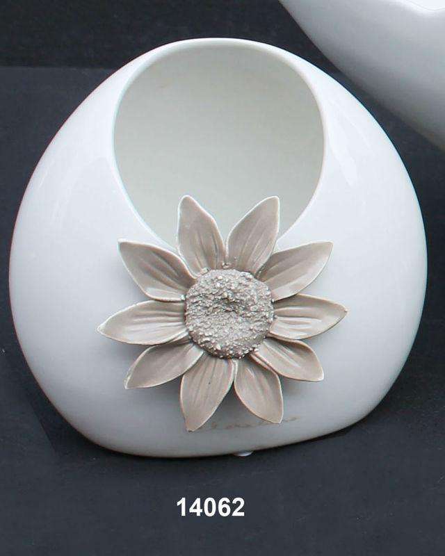 Vaso di porcellana Claraluna 2014