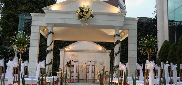 Salón para eventos - Palacio Le Crillon