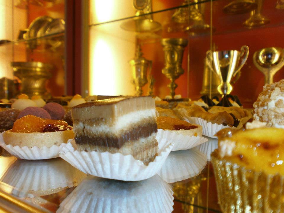 Beispiel: Dessert, Foto: Alsterköche im Ruderclub Favorite Hammonia.