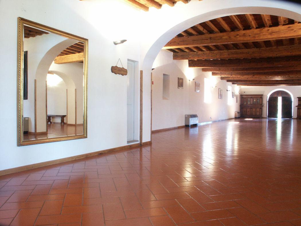 FATTORIA PAGNANA - Sala Contessa - Foyer e Sala
