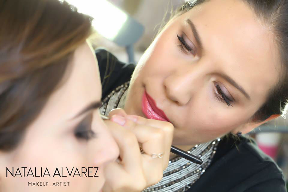 Natalia Álvarez Make Up