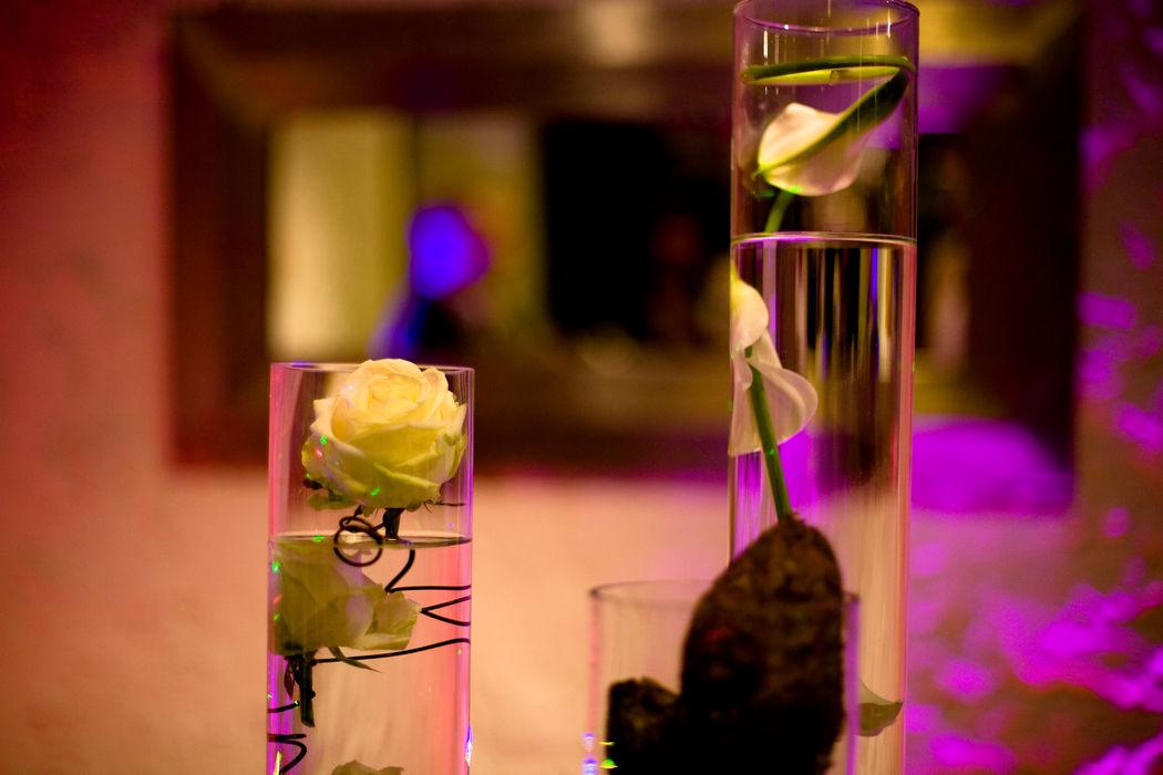 Mariage de Marjorie & Sébastien, organisé au Domaine de Quincampoix, décoration a Fleur et à Mesure et Chez Sandrine, thème chocolat Crédit Fanny Dion