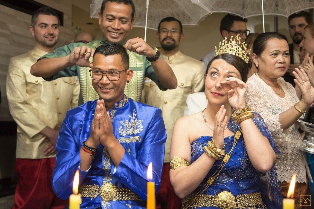 Amédézal® mariage Cambodgien