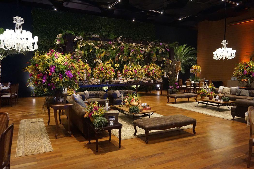 Hotel Unique - São Paulo -Lounge