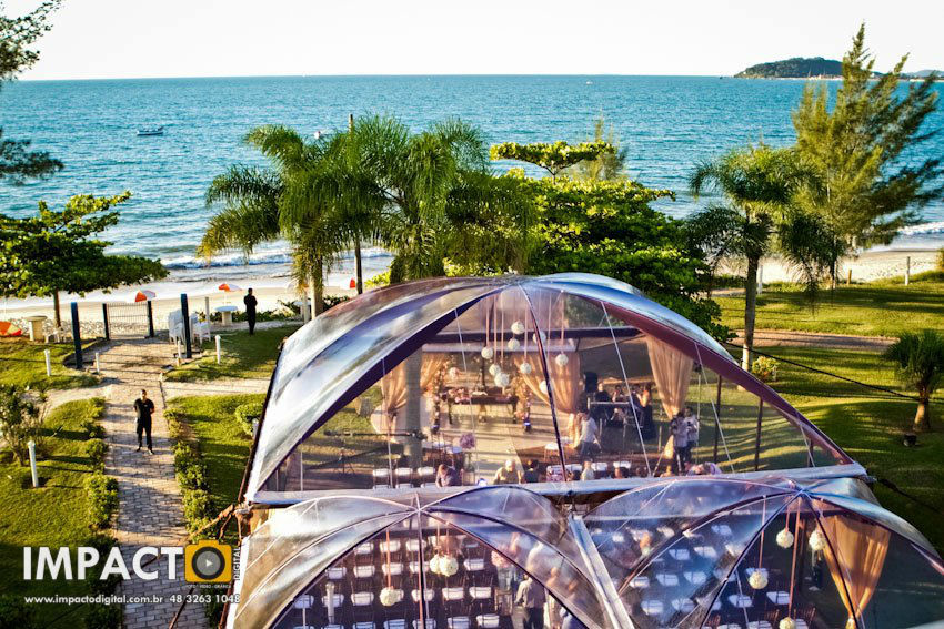 Porto Sol Beach. Foto: Impacto