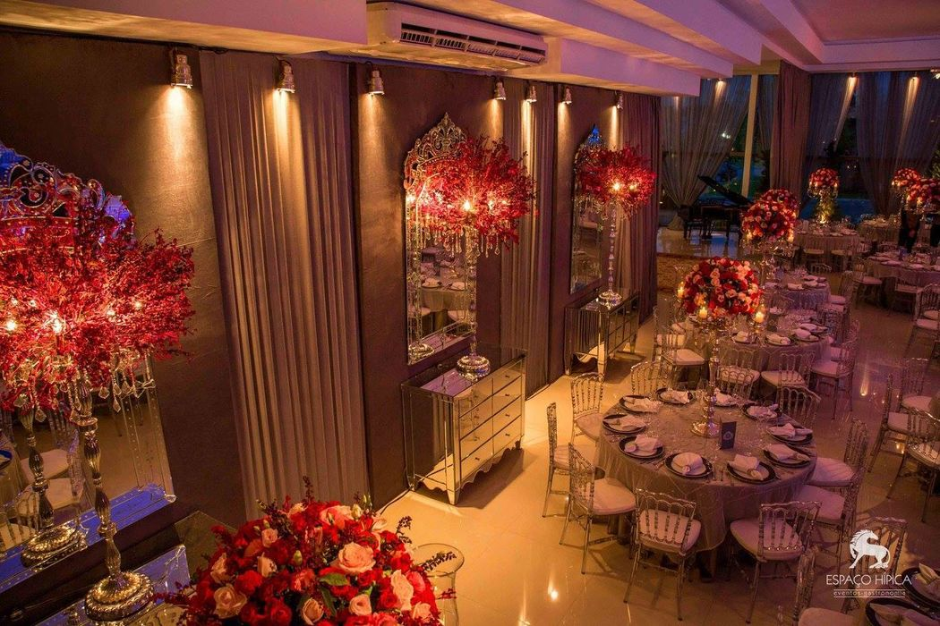 Espaço Hípica Luxury Buffet