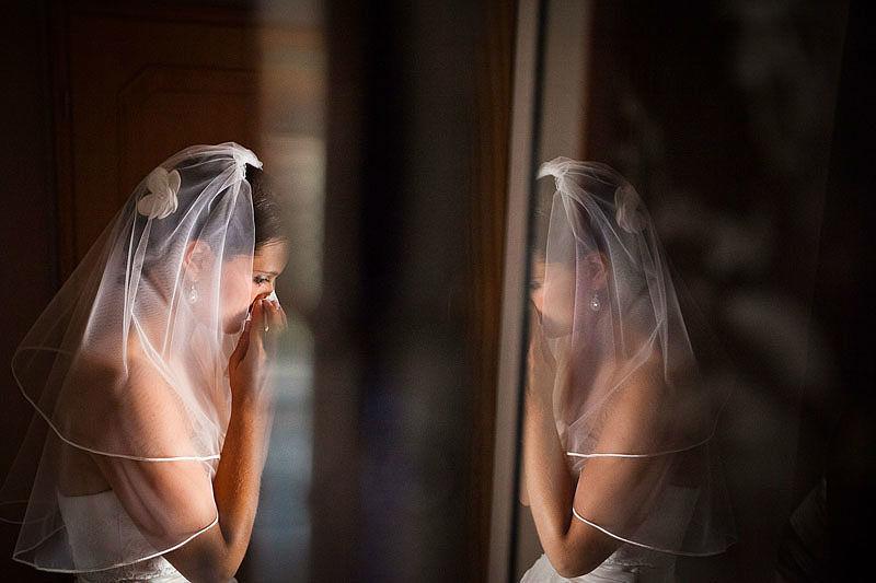 Beispiel: Portrait der Braut, Foto: Steffen Löffler und Thomas Weber Fotografie.