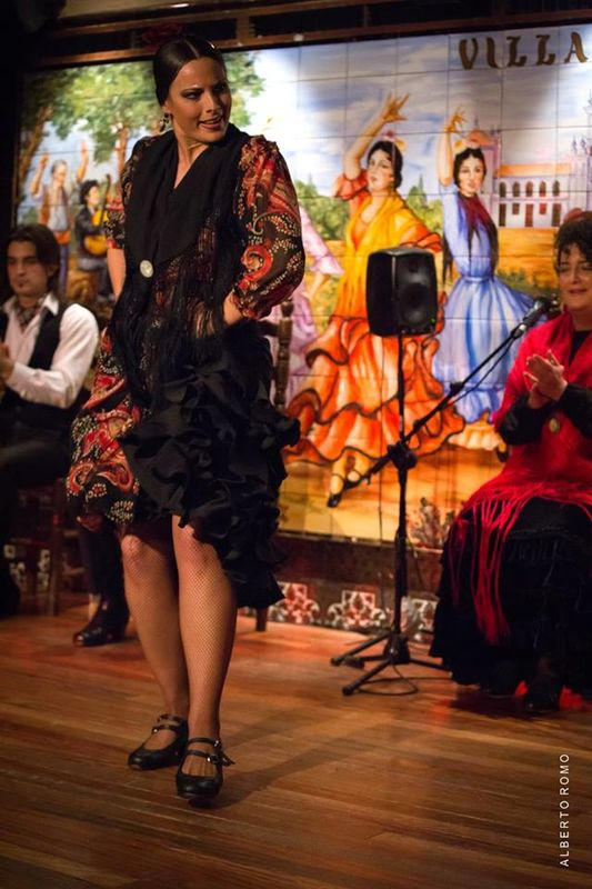Tablao Flamenco Villa-Rosa