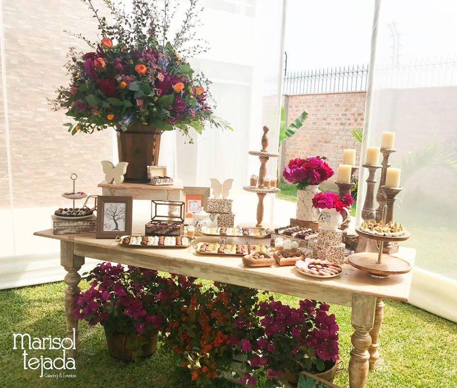 Marisol Tejada Eventos & Catering