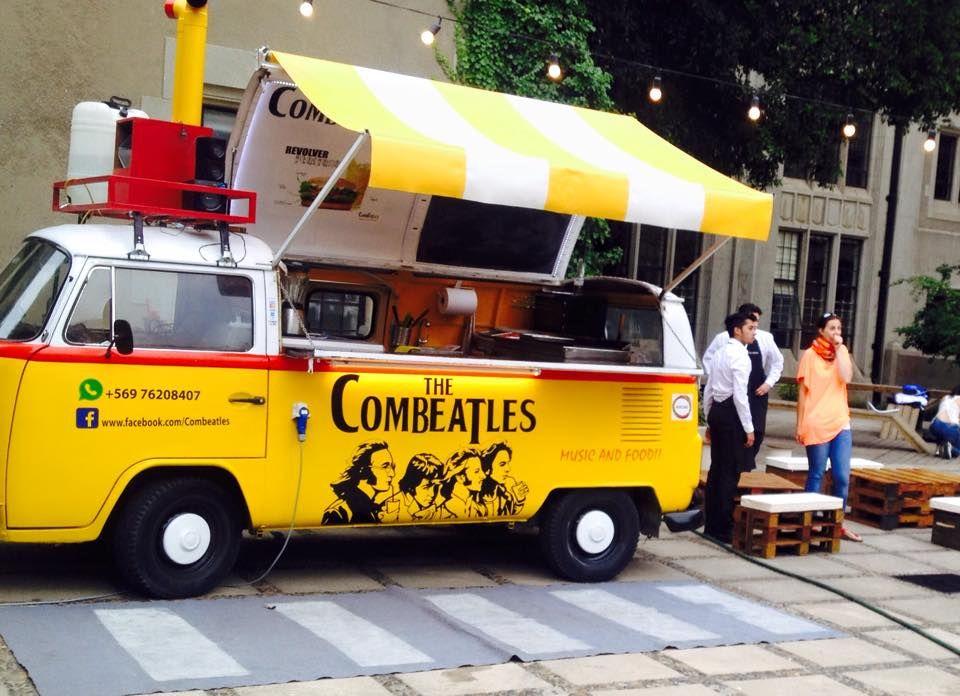 ComBeatles-Food truck