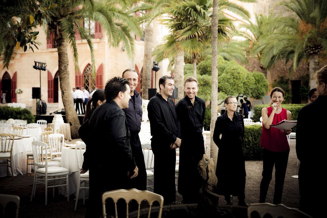 La Alacena de Mallorca - Equipo