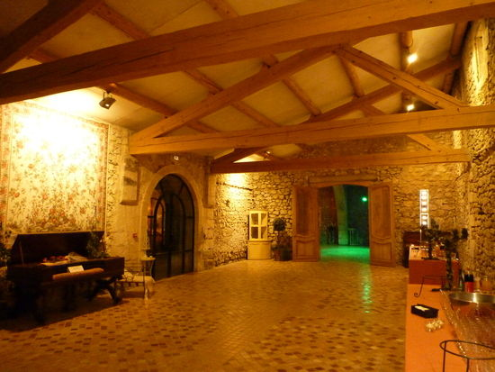 Salon de Musique de 130M2