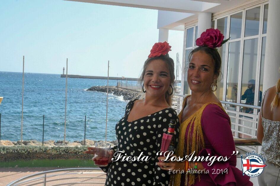 Restaurante Club de Mar Almería