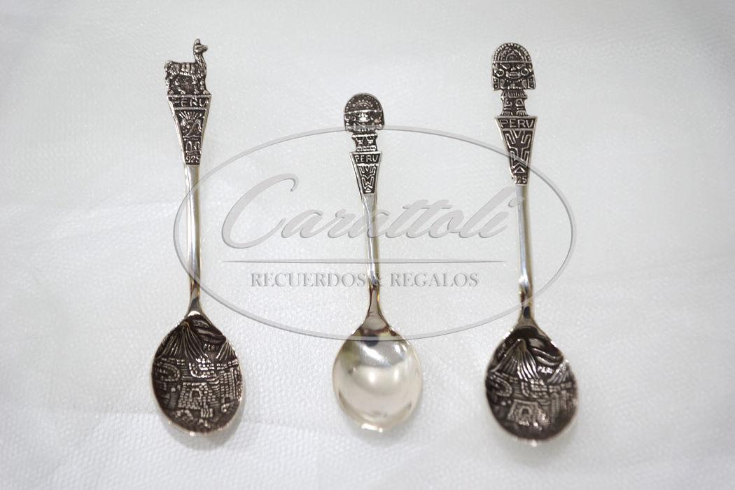 Cucharitas de plata 950