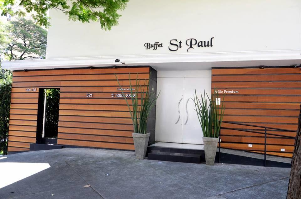 Buffet St Paul