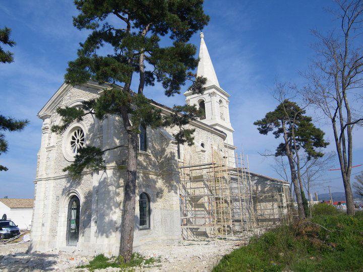 La Chapelle de Daurelle