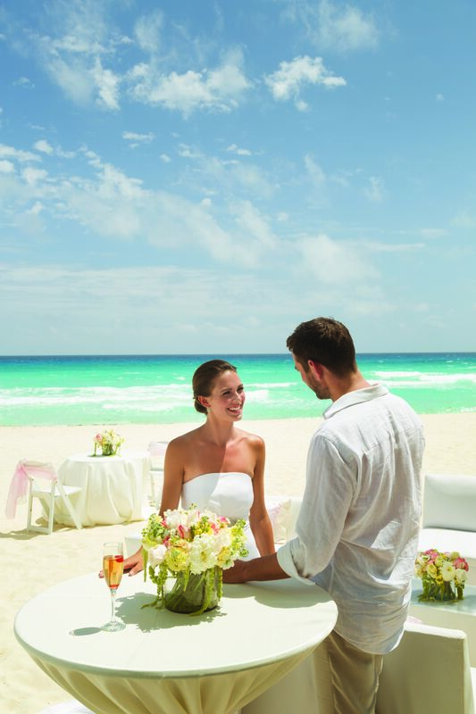Boda en Playa Resorts