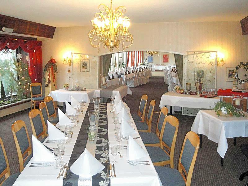 Beispiel: Saal, Foto: Hotel Restaurant Diegner.
