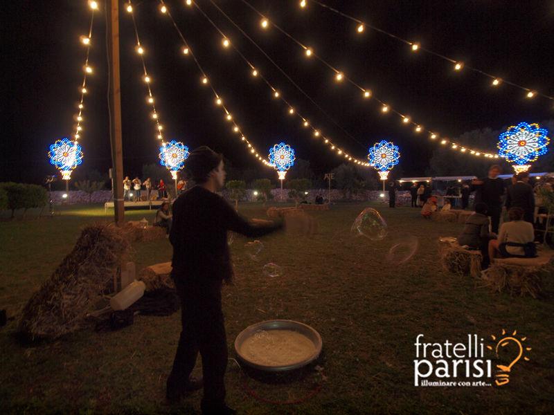 Illuminare con arte - Fratelli Parisi