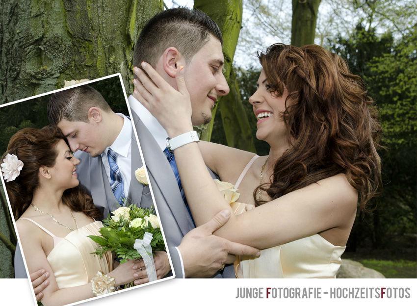 Junge Fotografie - Hochzeitsfotos