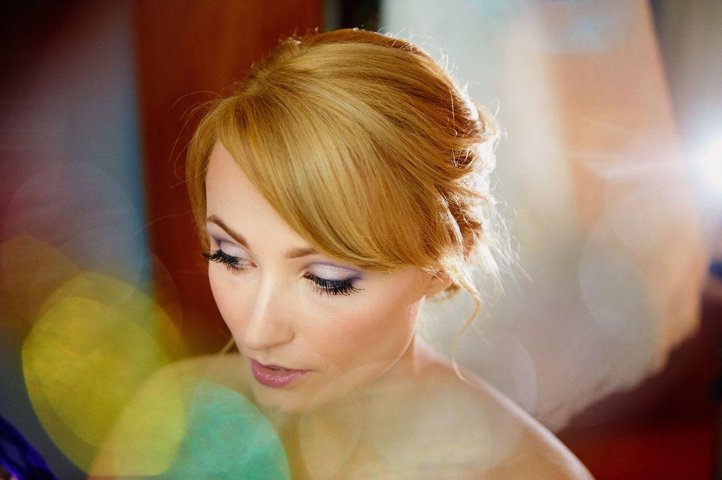 Katarzyna Mrożek Makeup