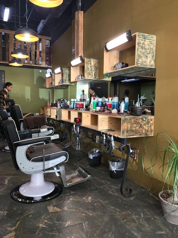 Barba Negra Barber Shop