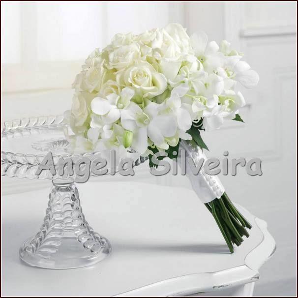 Angela Silveira Bouquet e Grinaldas